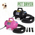 2800W Dog Cat Hairdryer Pet Grooming Fur Hair Dryer Heater Blaster Blower