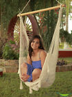 Outdoor Indoor Hanging Authentic Mexican Hammock Chair - Free UK 24hr Delivery