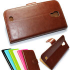 PU Leather Flip Wallet Protective Case Cover For Bluboo Smartphone /u choose