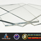 Clear Acrylic Precision Cut Sheets - Commonly known as perspex / plexiglass