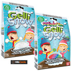 GELLI SNOW - FAKE / ARTIFICIAL SNOW FORM THE GELLI BAFF CO - MAKES SNOW BALLS!!