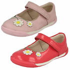 Girls Clarks Softly Jam Fst First Walking Shoes