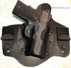 """MTO HOLSTER for KIMBER IWB leather kydex Solo and 1911s  with 3"""" barrels"""