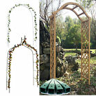 GARDEN ARCH ROSE ARCH PLANT GROWING SUPPORT ARCHWAY FLOWER TRELLIS CLIMBER