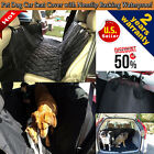 US SHIP Car Seat Cover for Dogs Hammock Waterproof SUV Truck