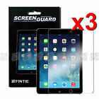 3 x HD Clear Premium Screen Guard Protector Film for Apple iPad