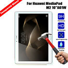 "9H Tempered Glass Film Screen Protector For Huawei MediaPad M2 10"" A01W Tablet"