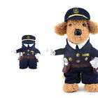 Brand New KOJIMA Funny Security Guard Cosplay Clothes Coat for Dog Puppy Cat