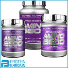 Scitec Nutrition Amino 5600 Tabs Various Sizes Branch Chain Amino Acid Formula