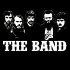 The Band T Shirt Old school country rock legends Music from the big pink 1969