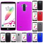 For LG G Stylo 2 LS775 Slim Frosted Flexible TPU Cover Case