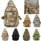 Men's Canvas Bags Military Shoulder Tactical Backpack Hiking Trekking Outdoor