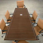 6' - 24' CONFERENCE ROOM TABLE Modern Boardroom Meeting Designer Office USA MADE