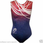 Milano Pro Sport Gymnastic Leotard '25th Anniversary Leotard 77569' NEW