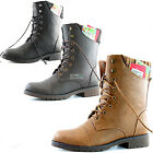 Women Military Combat Boots Sweater Ankle High Exclusive Credit Card Wallet Boot
