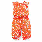 Carters 3 9 24 Months Butterfly Romper Jumpsuit Coverall Baby Girl Clothes