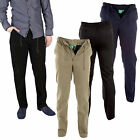 Duke D555 Basilio Mens Rugby Trousers Fully Elasticated Draw String Waist Pants