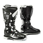 Forma Performance Boots Predator Black White Motorcycle MX Motocross Boots