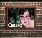 Cinzano #1 - Vintage Advertisement Poster/Print [6 sizes, matte+glossy avail]