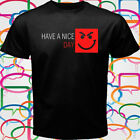 New Bon Jovi Have A Nice Day Men's Black T-Shirt Size S to 3XL