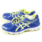 Asics GEL-Oberon 10 Blue Purple/Sunny/White Training Running Shoes T5N6N-4885