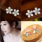 Alloy Bead Ear Fashion Hot Sale Flower Studs Jewelry Great Earrings Gift Sexy j