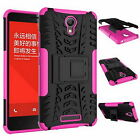 Rugged Hybrid Heavy Duty Slim Hard Stand Case Cover For Xiaomi Redmi Note 2
