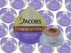TASSIMO - JACOBS Cappuccino Choco Coffee Chocolate Drink T-DISCS Capsules