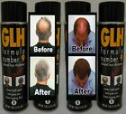 6 x GLH HAIR THICKENING SPRAY FIBRES HIDE THINNING HAIR LOSS,BALD SPOTS,ALOPECIA
