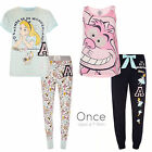 Primark Ladies Disney Alice In Wonderland Collection Pyjama Pj Pajama Pieces