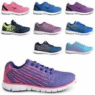 CHILDREN GIRLS RUNNING TRAINERS KIDS SHOCK ABSORBING SCHOOL SPORTS SHOES SIZE