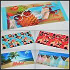 Palma Large Beach Towel 100% Cotton Holiday Travel Bright Novelty Microfibre