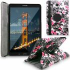 """For Samsung Galaxy Tab E 9.6"""" inch T560 360 Rotating PU Leather Stand Case Cover"""