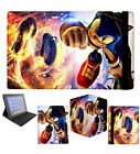 New Sonic the Hedgehog Apple Ipad 2 3 4 Air Mini Flip Case Cover