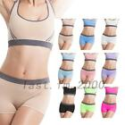 Two Pieces Women's Gym Outfit Set Sports Bra Fitness Workout Underwear Training