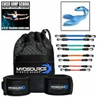 Kinetic Bands Cheer Combo Strength Flexibility Resistance Bands Training Kit