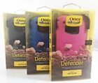 Otterbox Defender Series Cases w/Clip for HTC One M9 - 100% Authentic