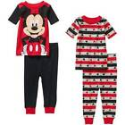 DISNEY MICKEY MOUSE BABY PAJAMAS SIZE 9 12 18 24 MONTHS NEW!