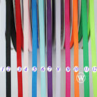 "100 Yards Grosgrain Ribbon Bow DIY Crafts Decoration Gift Packing 1/4""  3/8"""