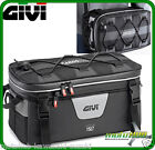 GIVI XS310B Cargo Bag 15LT Motorcycle Road Bike Luggage Expandable/Rain Cover