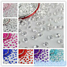 1000x 6.5mm 1CT Acrylic Diamond Confetti Wedding Party Decoration Table Scatters