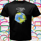 NEW YES *Fragile English Rock Band Men's Black T-Shirt Size S to 3XL