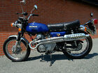 HONDA CL175 K6 SCRAMBLER  1972  175cc  MOT'd MARCH 2017
