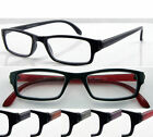 L109 Popular Unisex Nerd Reading Glasses/Super Fashion/Simple Designed/Thin Arms