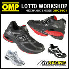 SALE! ORC3404 OMP LOTTO WORKSHOP SPORTS TRAINERS PIT CREW MECHANIC SHOES