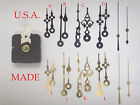 Takane Quartz Clock Movement Mechanism Kit, Choose your hands, clock parts