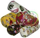 ai+5 Color Plants High Quality Cotton Fabric Bolster Yoga Neck Roll Cushion Case