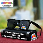 NEW MENS RETRO SUNGLASSES SPORTS DRIVING VINTAGE GLARE BLOCKING BLACK SHADES
