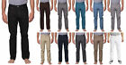 mens slim fit colored cotton denim jeans
