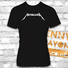 METALLICA T-SHIRT - MUSIC FAN, AMERICAN HEAVY METAL ROCK BAND -  JAMES HETFIELD